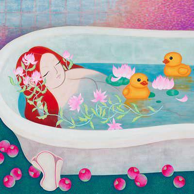 [A0413-0015] 2015-2_Ophelia's bathtub