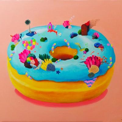 [A0420-0007] Doughnut 801