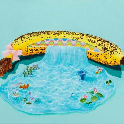 [A0420-0044] Banana Fall 104