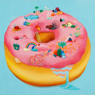 [A0420-0046] Doughnut 835