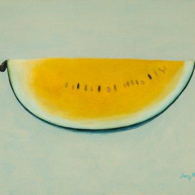 [A0420-0069] Black Mango Watermelon