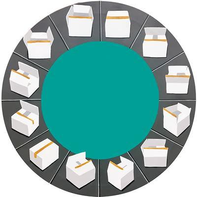 [A0428-0011] 12개의 상자