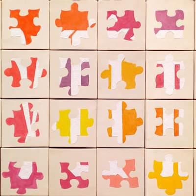 [A0431-0020] puzzle&love