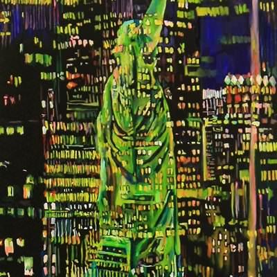 [A0433-0038] new york