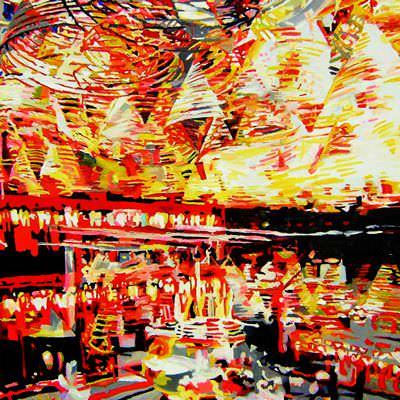 [A0433-0051] Manmo Temple -Hong Kong