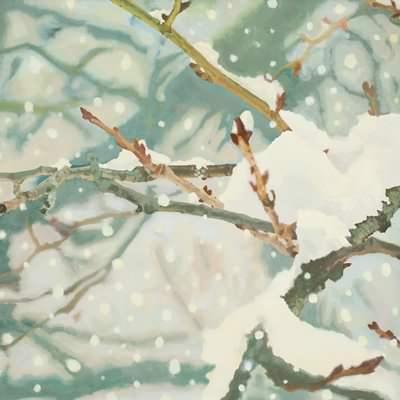 [A0437-0027] 눈꽃