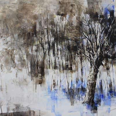 [A0438-0019] 겨울나무
