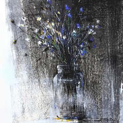 [A0438-0038] 푸른들꽃