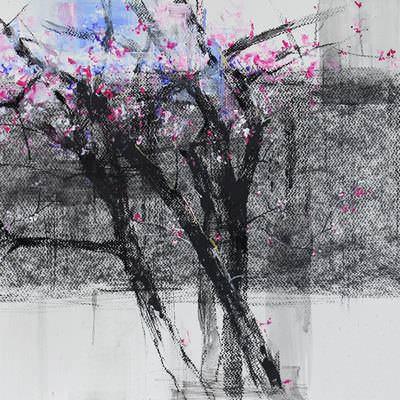 [A0438-0039] 꽃이피다