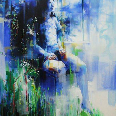 [A0438-0049] 파란꿈