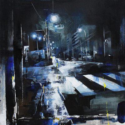 [A0438-0051] 비온뒤밤거리