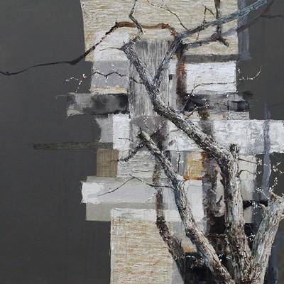 [A0438-0057] 겨울나무
