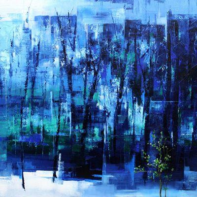 [A0438-0062] 그곳에숲이있다