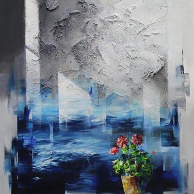 [A0438-0070] 제라늄꽃
