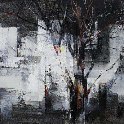 [A0438-0081] 겨울나무