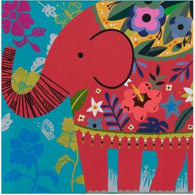 [A0442-0086] 나 어릴적, 꿈에서 본 코끼리
