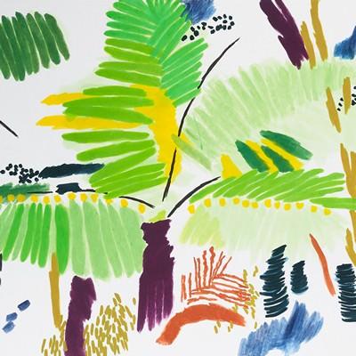 [A0447-0012] rhythmic forest