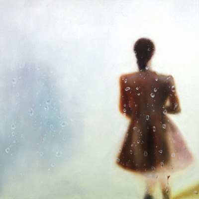 [A0452-0001] 물이 되는 꿈...그녀의 외출