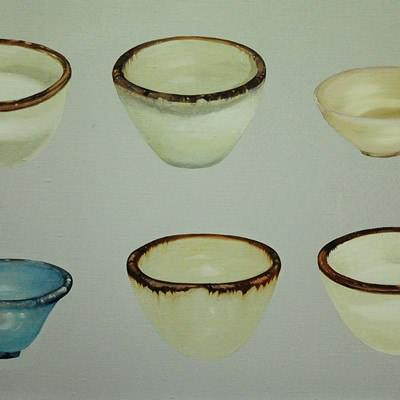 [A0454-0001] 6개의 그릇