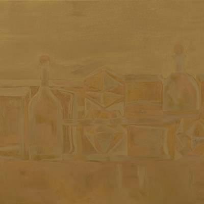 [A0464-0006] Still life in Gold