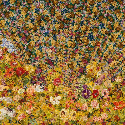 [A0475-0032] Wild flower world