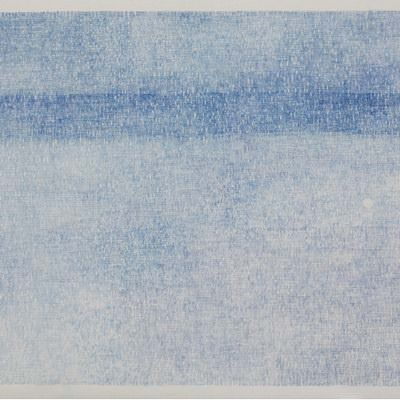 [A0476-0012] 광활한 바다에 내리는 은밀한 비