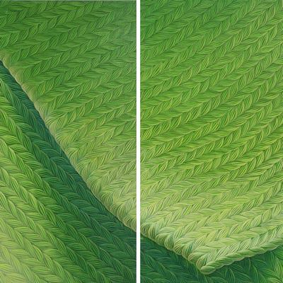 [A0482-0001] Woolscape-Green