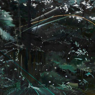 [A0489-0035] 비 오는 날