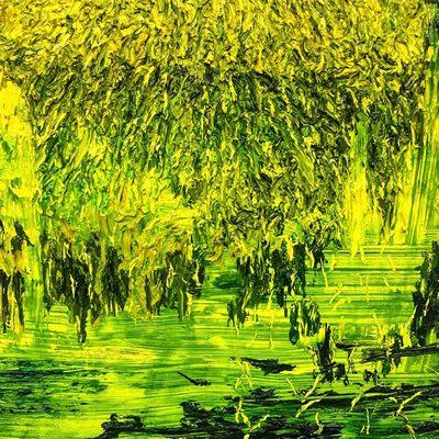 [A0496-0008] Phenomenon Color - Green 2