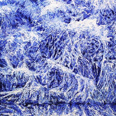 [A0496-0009] Phenomenon Color - blue 2