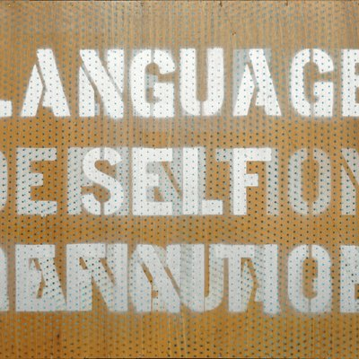 [A0498-0080] Language Self Definition