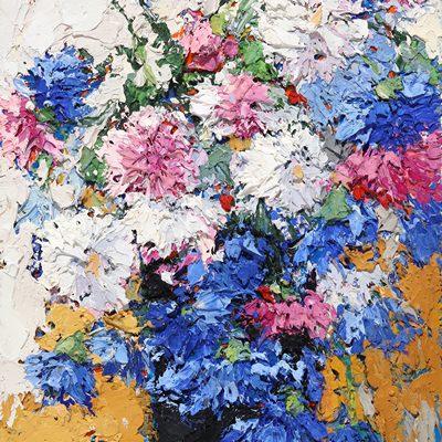 [A0502-0007] Flower 9