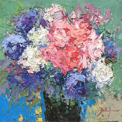[A0502-0156] Flower 34