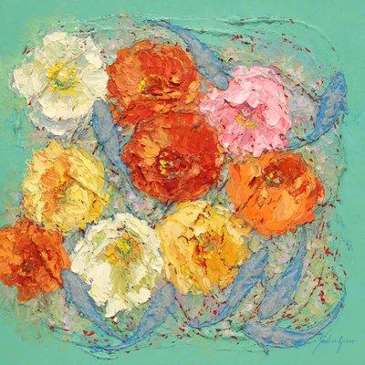 [A0502-0278] Flower 64