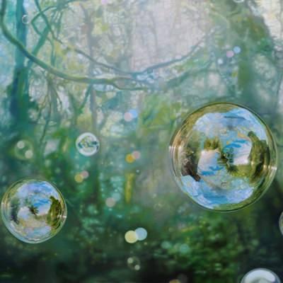 [A0509-0014] bubbles(fairy tale)-Rapunzel stor