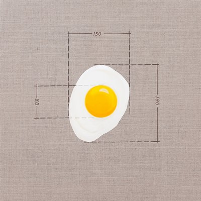[A0511-0004] Untitled(egg)
