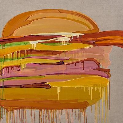 [A0511-0011] signature burger