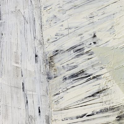[A0513-0004] Palimpsest(White II)