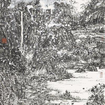 [A0515-0001] 몽원(夢園) no.4