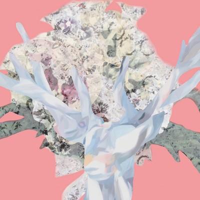 [A0517-0011] 꽃핑크