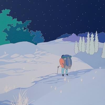 [A0531-0006] 겨울밤