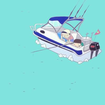 [A0531-0051] 물고기들의 휴가