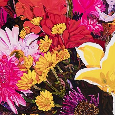 [A0532-0018] 텅빈 꽃2