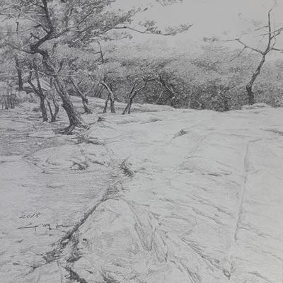 [A0534-0031] 아차산 풍경