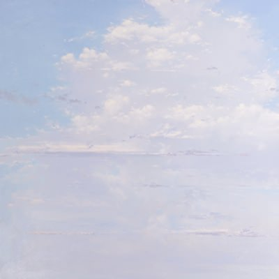 [A0534-0038] 큰 공간의 소리-빛나던 구름