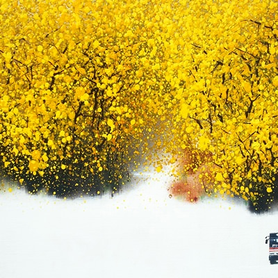 [A0537-0023] 봄이오면07