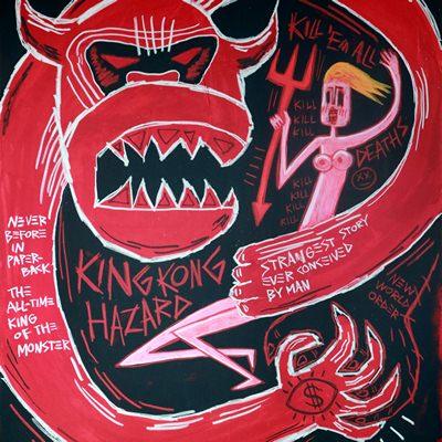 [A0540-0010] 킹콩 해저드 (Kingkong Hazard)