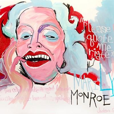 [A0540-0055] 마릴린 먼로 (Marilyn Monroe)
