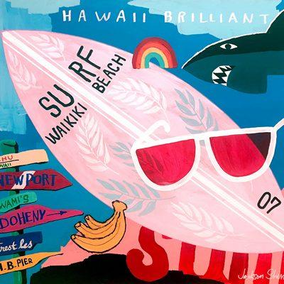 [A0540-0066] 하와이 브릴리언트 9 (Hawaii Brilliant 9)