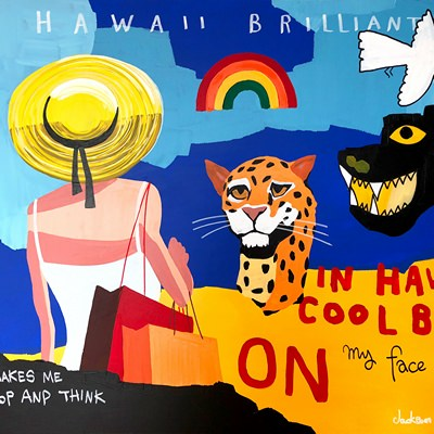 [A0540-0067] 하와이 브릴리언트 10 (Hawaii Brilliant 10)